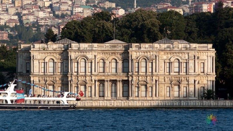 beylerbeyi sarayı istanbul gezilecek yerler