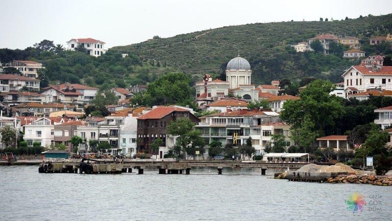 burgaz adası istanbul gezilecek yerler