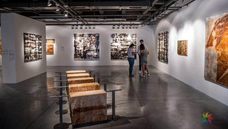 istanbul Modern Sanat Müzesi istanbulda gezilecek yerler