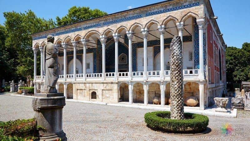 arkeoloji müzeleri istanbul gezilecek yerler