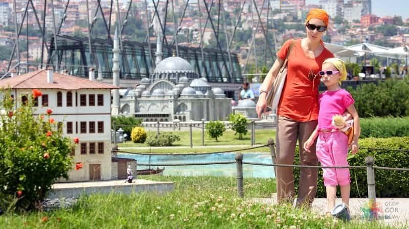 istanbul gezilecek yerler, çocukla gezilecek yerler