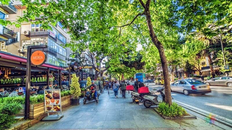 bağdat caddesi istanbul'da gezilmesi gereken yerler