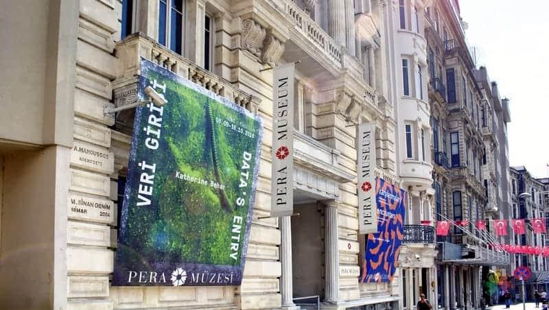 pera müzesi istanbul turu