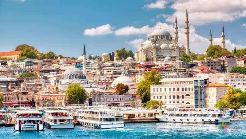 istanbul gezilecek yerler blog, istanbul'da görülmesi gereken yerler