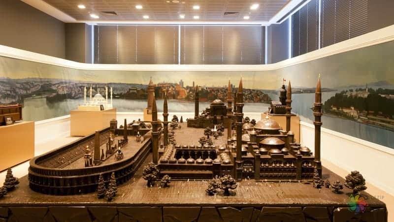 pelit çikolata müzesi istanbul gezi notları