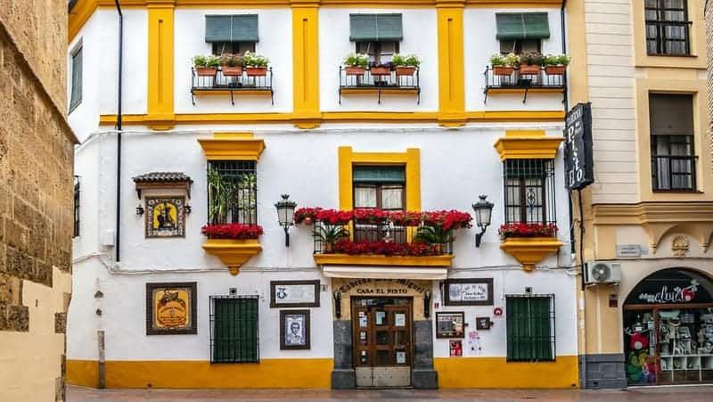 İspanya Endülüs Cordoba şehir merkezi otel tavsiyesi