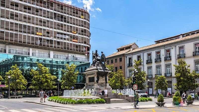 İspanya Endülüs Granada El Realejo otelleri