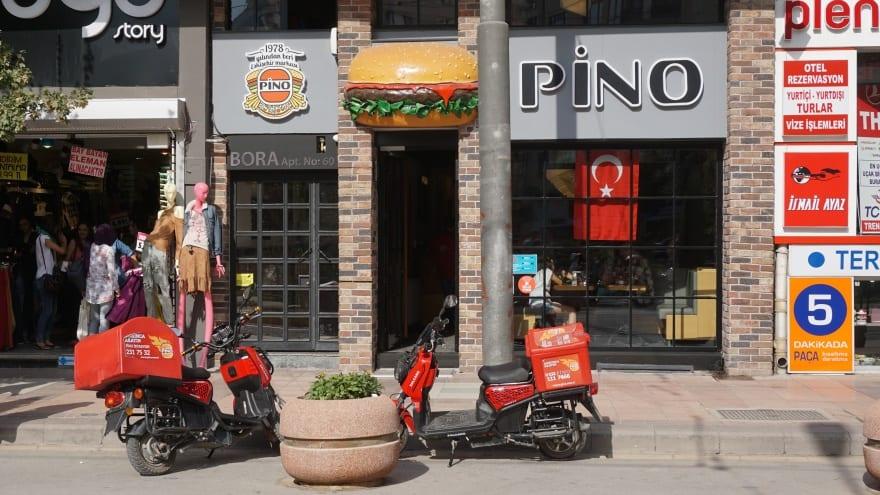 Pino Eskişehir popüler restoran