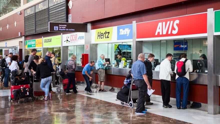 Belgrad havaalanı araç kiralama
