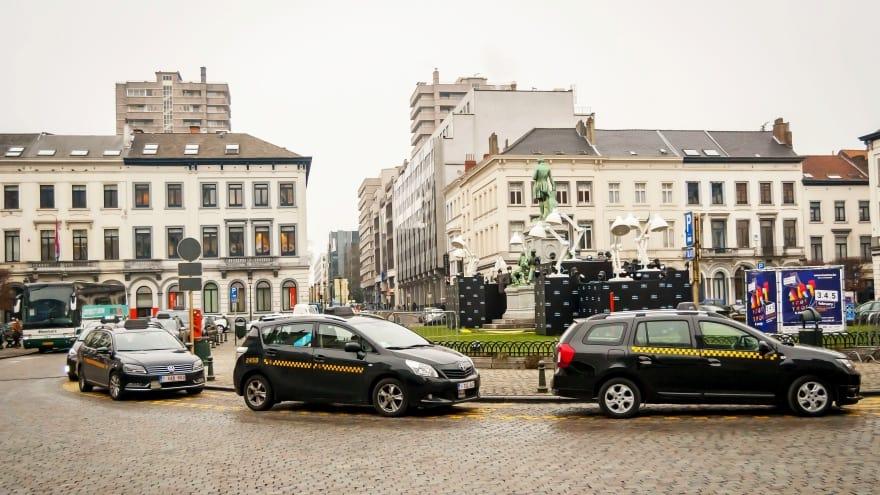 Brüksel Havaalanı Taksi Rehberi