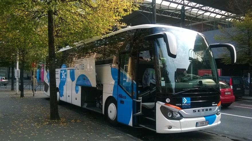 Brüksel Havaalanı City Shuttle