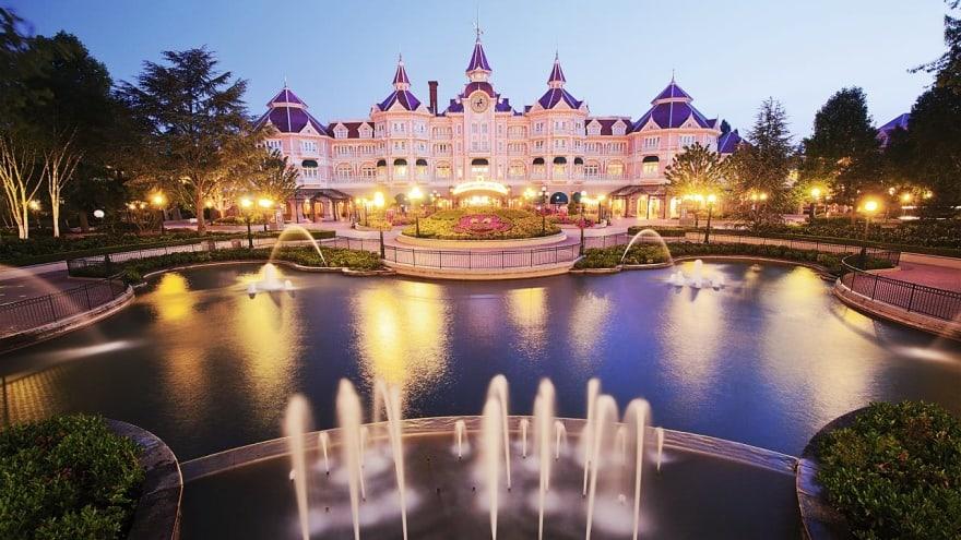 Disneyland Paris'te konaklama