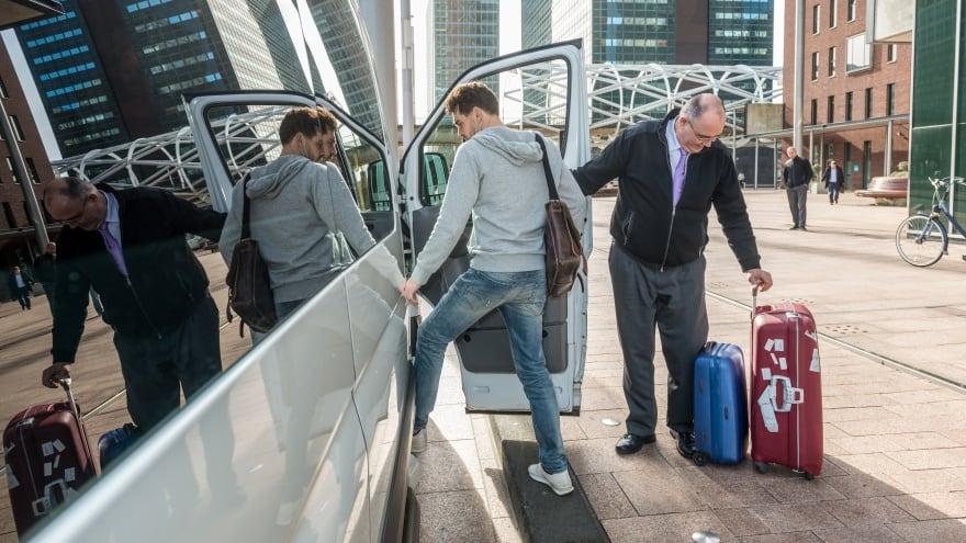 Madrid Havaalanı Özel Transfer