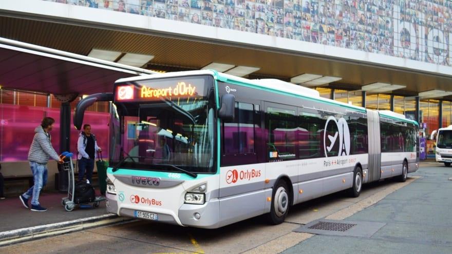 Orlybus ile Paris Havaalanına nasıl gidilir?