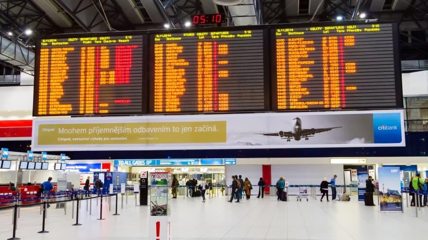 Václav Havel Havalimanı Ulaşım
