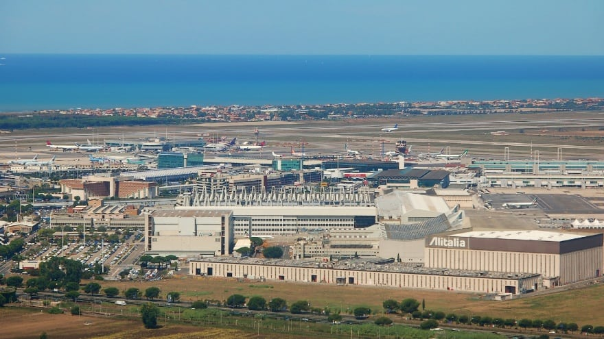 Leonardo da Vinci Fiumicino Havaalanı
