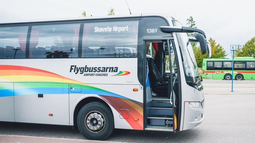 Stockholm Arlanda Havaalanı Otobüsü Flygbussarna