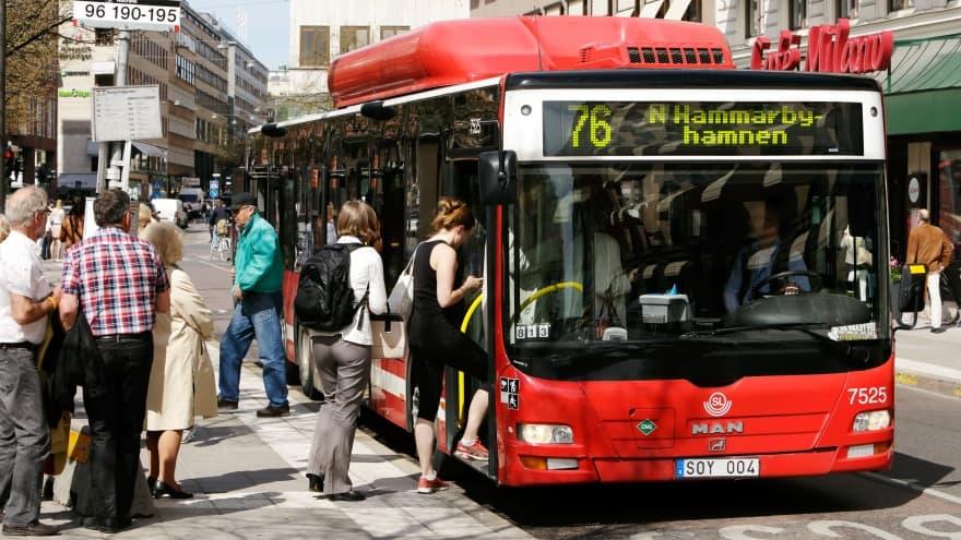 Stockholm Havaalanı Otobüsü Hakkında Bilgiler