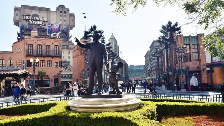 Walt Disney Studios Paris turu