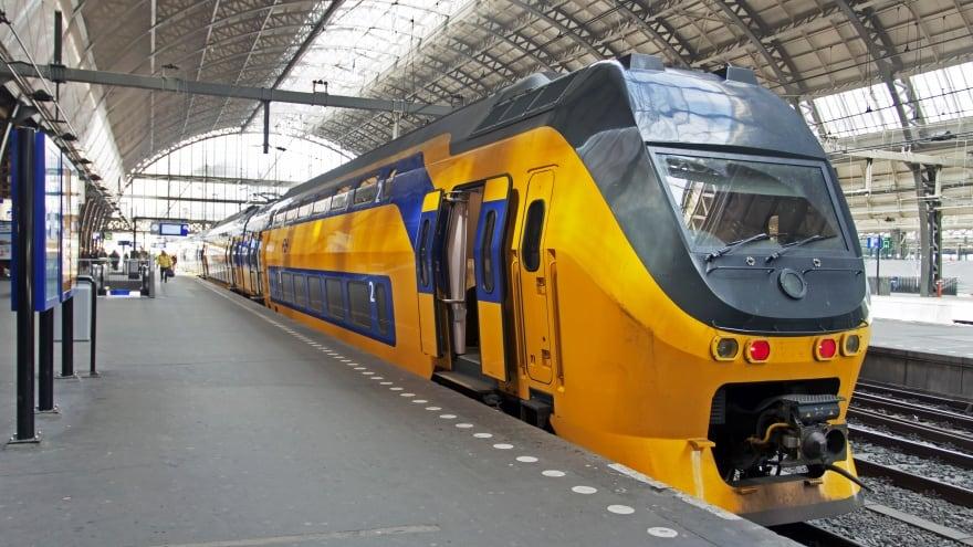 Amsterdam Şehir Merkezi Havaalanı Tren İle Ulaşım