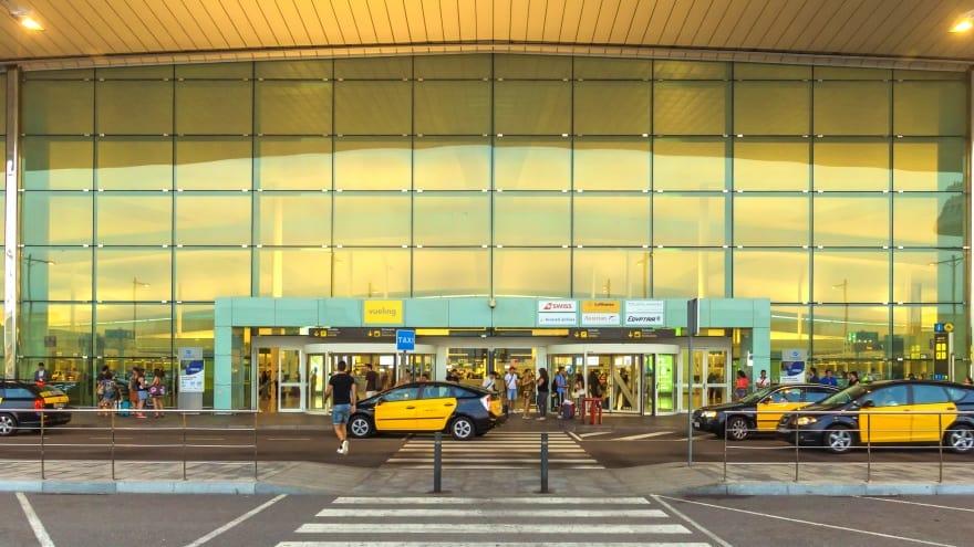 Barselona havaalanı taksi