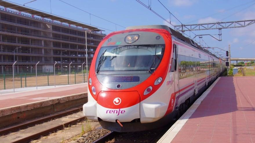 Barselona havaalanı treni