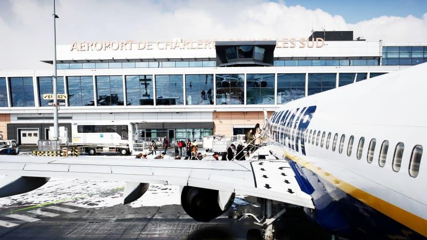 Brüksel Charleroi Airport
