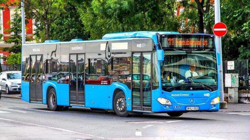 Budapeşte Havaalanı Ulaşım Araçları Havaalanı Otobüsü