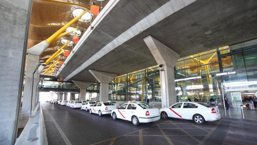 Madrid Havaalanı Taksi