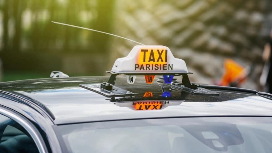 Paris Havaalanından şehir merkezine taksi ile nasıl gidilir