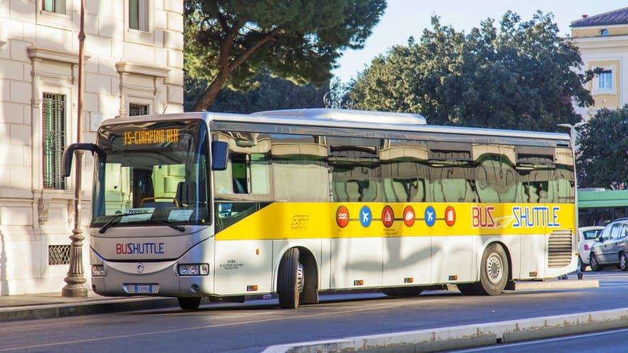 Roma SIT Bus Shuttle Havaalanı Ulaşım