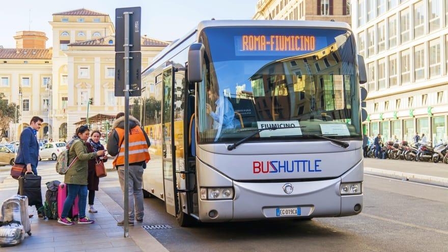 SIT Bus Shuttle Roma