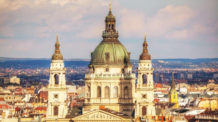 Budapeşte'de ne yapılır? Tarihi yapıları gezin