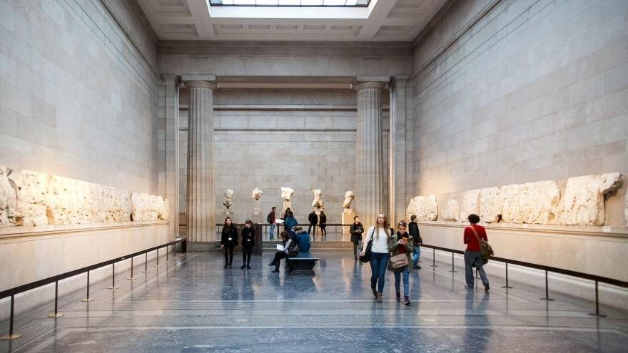 British Museum Londra'da ne yapılır?