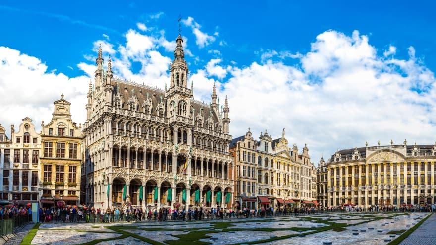 Brüksel'de yapılacak şeyler listesi