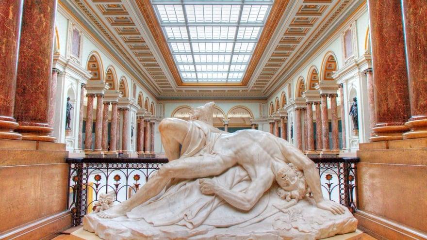 Brüksel'de yapılacak şeyler Müze Turu