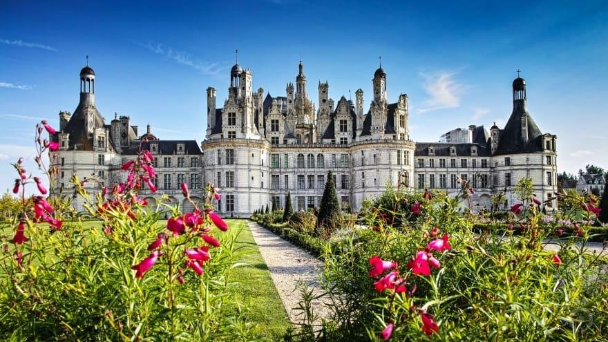 Paris'te ne yapmalı, Chateau de Chambord turu