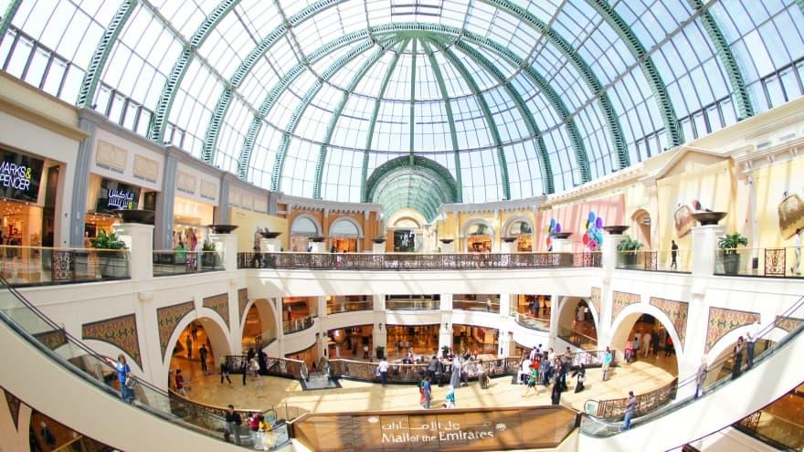 Dubai'de ne yapılır? Alışveriş turu