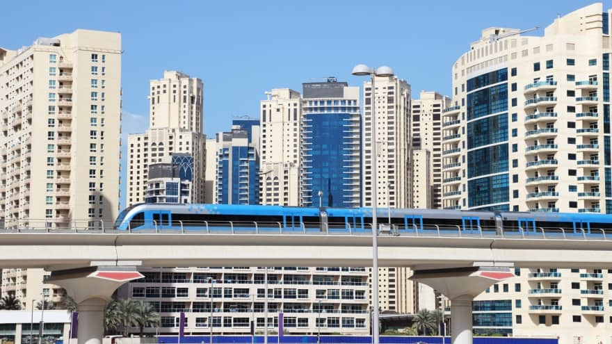 Dubai Havaalanı metrosu