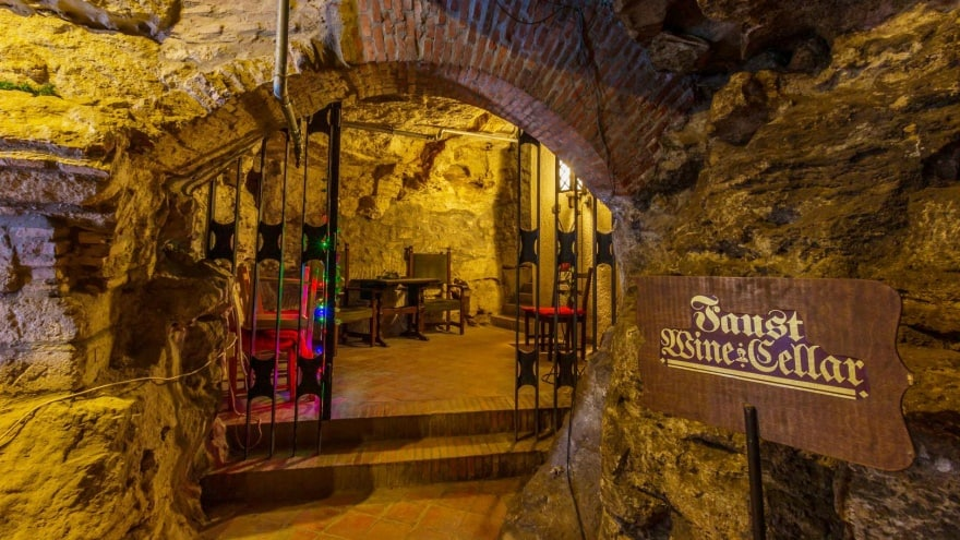 Budapeşte'de ne yapılır? Faust Wine