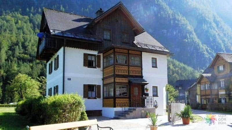 Ferienwohnung Aschauer Hallstatt gezilecek yerler