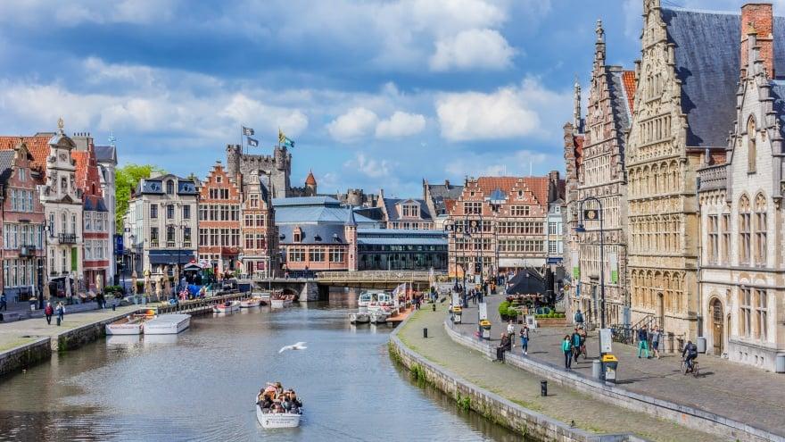Brüksel'de yapılacak şeyler Gent gezisi