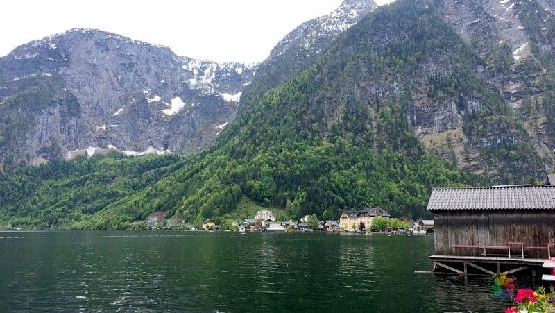 Hallstatter See Avusturya Hallstatt görülecek yerler