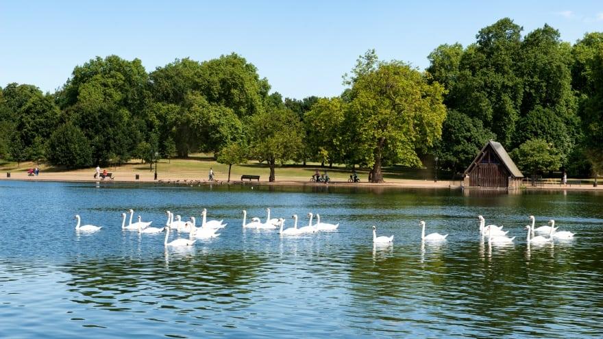 Hyde Park Londra'da yapılması gerekenler