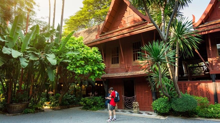 Bangkok'ta ne yapılır? Jim Thompson Evi