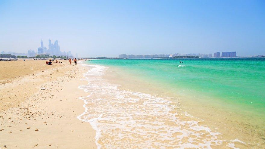 Jumeira Beach Dubai'de yapılması gerekenler