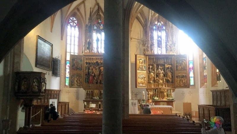 Katolik Kilisesi Hallstatt gezilecek yerler