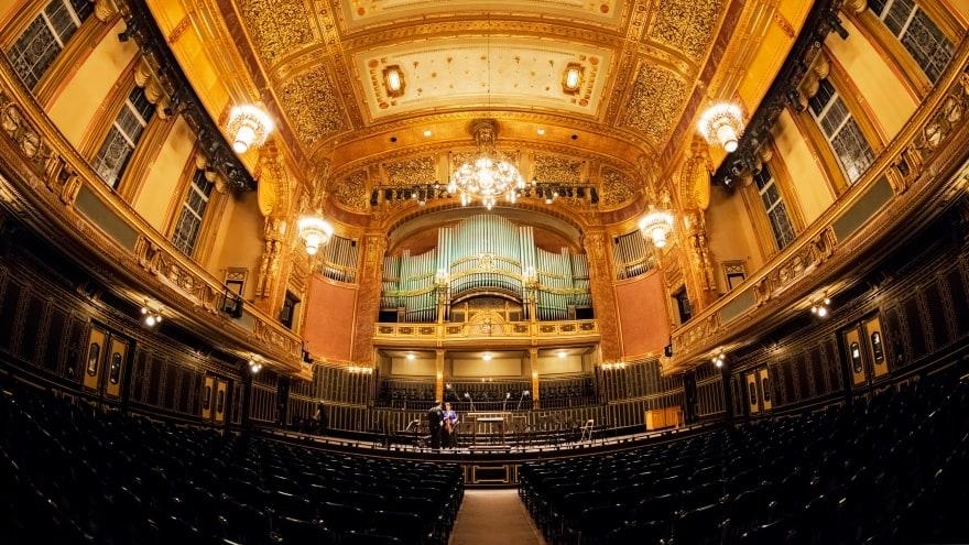 Liszt Music Academy Budapeşte'de yapılacak şeyler