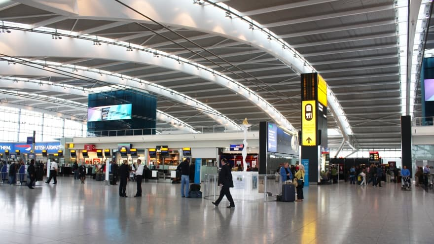 Londra Havaalanı