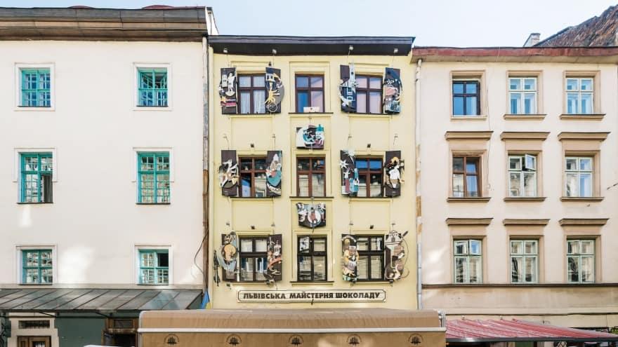 Lviv'de yapılacak şeyler